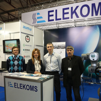 ELEKOMS Ltd. managers are always ready to help and find a solution for any technical issues.